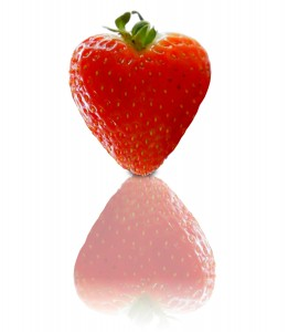 Image result for In ancient Greece, the strawberry was a symbol for Venus, the Goddess of Love.